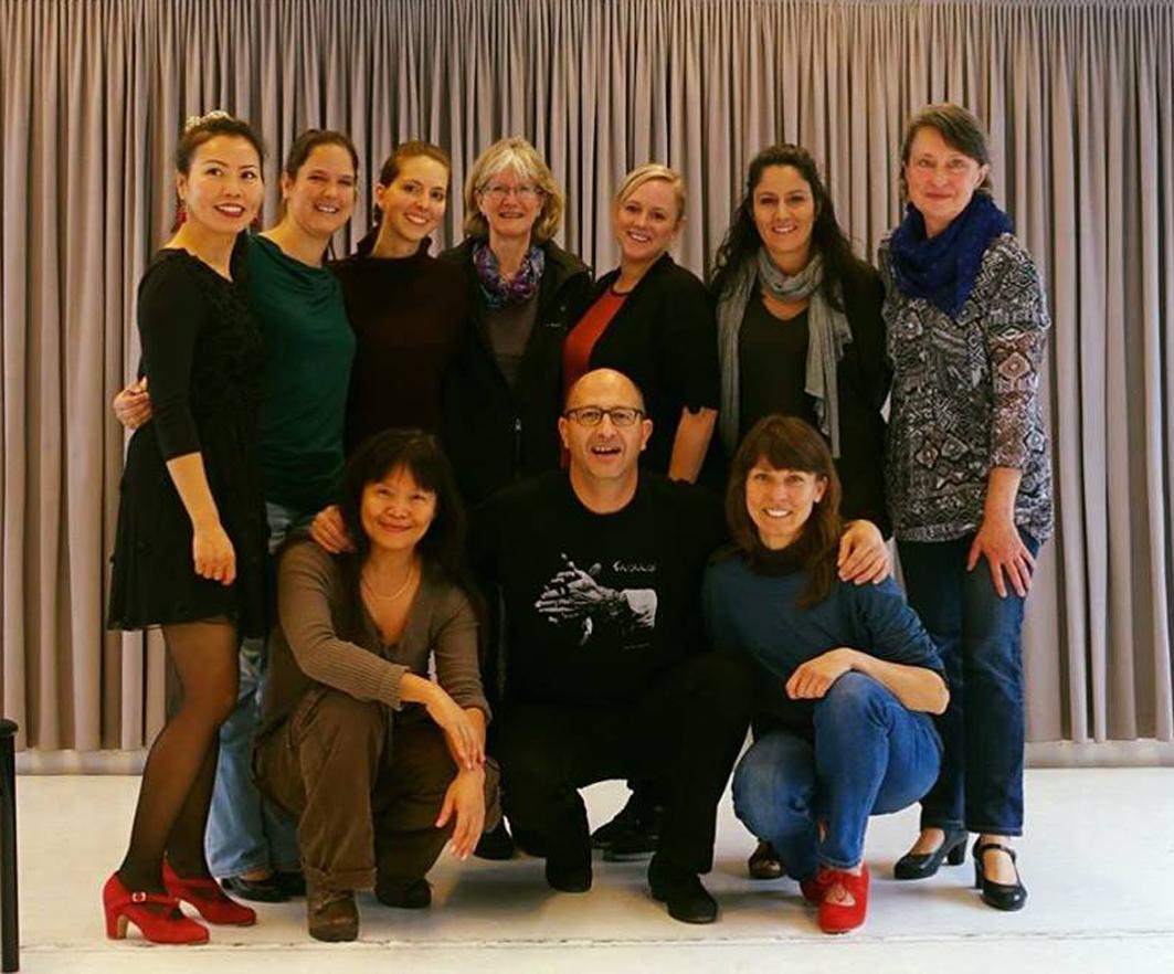 (Español) Workshop en Darmstadt